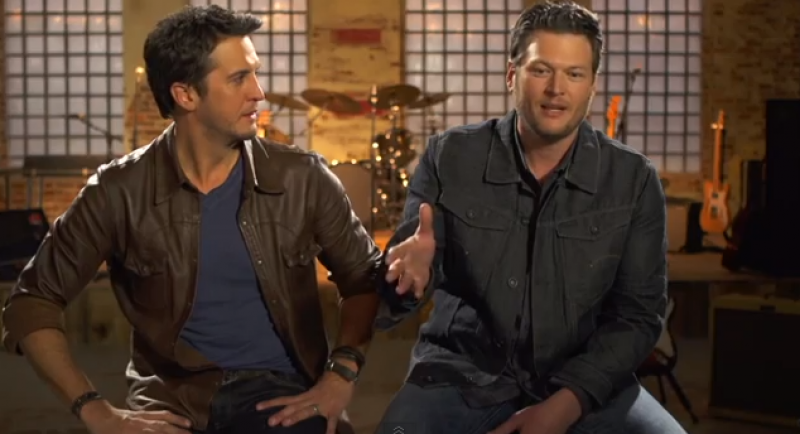 ACM Awards Promo Shoot: Behind the Scenes with